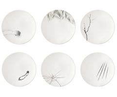 Fragile! plates