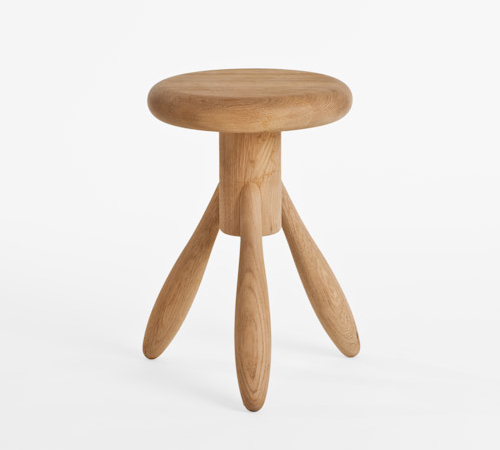 Baby rocket by eero aarnio for Sedia 611 artek