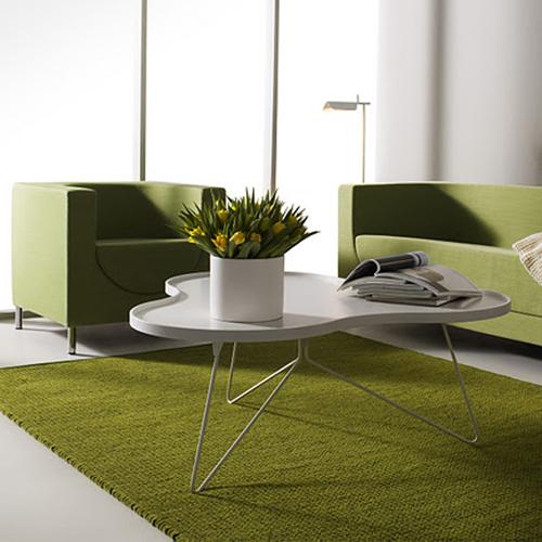 Flower Table by Christine Schwarzer