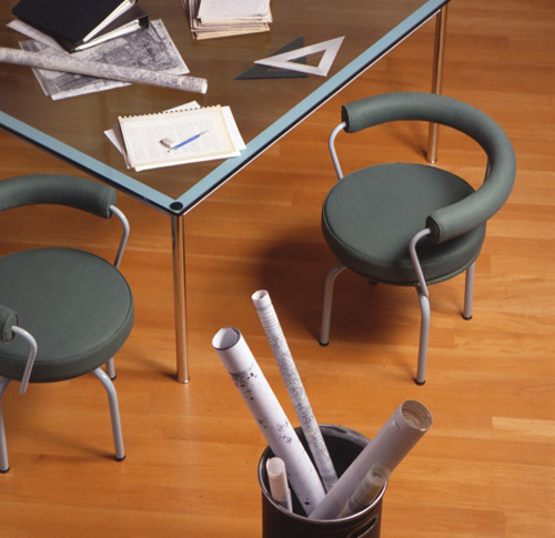 Swivel Chair Cassina