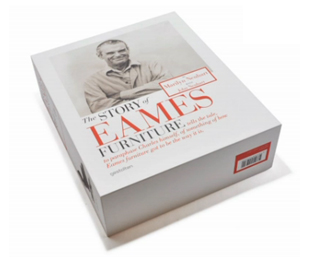 The Story of Eames Furniture 作者專訪