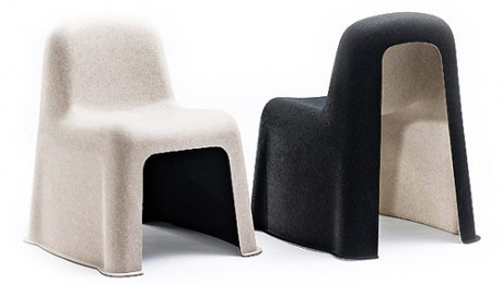 Nobody 毛氈椅