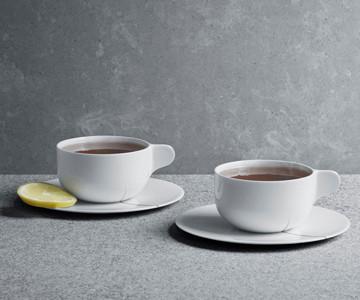 Tea with Georg 茶具組