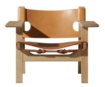 The Spanish Chair 扶手椅